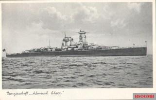Admiral Scheer.