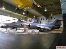 Lockheed F-104 Starfighter.