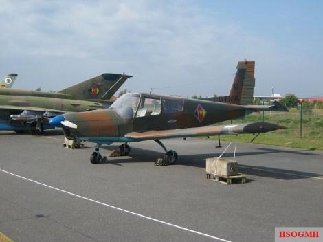Zlín Z 43 D-ENVA, ex 17.