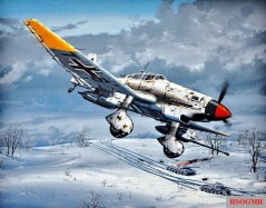 """Hans-Ulrich Rudel, """"Eagle of the Eastern Front""""."""