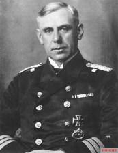 Wilhelm Canaris, while a Korvettenkapitän.