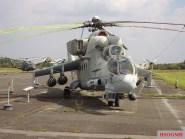 Mil Mi-24 D 5211, ex 521.
