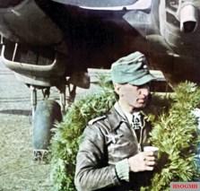 Hauptmann Josef Luxenburger.