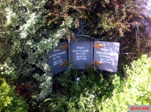 Hermann von Oppeln-Bronikowski grave.