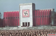 The Luitpold Hall of the Nazi Party Rally Grounds.