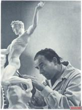 Arno Breker in the 1930s.