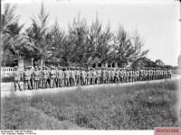 Schutztruppen, colonial volunteer contingent, German East Africa, 1914.