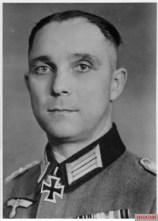 Franz Bäke in February 1944.