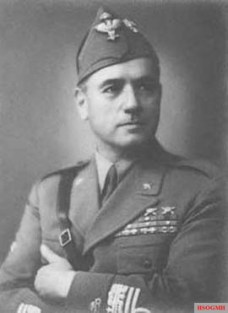 Italian General Giovanni Messe.