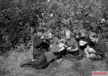 1st company of Sambor command of Drohobycz Armia Krajowa inspectorate during Operation Tempest.