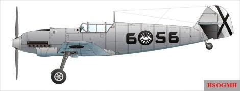 Bf 109 C-1, Jagdgruppe 88, Legion Condor.
