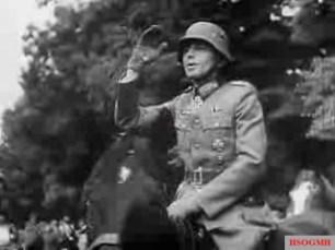 Kurt von Briesen, Paris, June 1940.