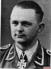 Gefreiter Arnold Huebner.