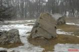 Ruins of Hitler's headquarters Werwolf near Vinnytsia, Ukraine.