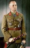 Field Marshal Erwin Rommel.