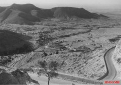 Halfaya Pass during World War II.