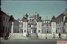 Pałac Prezydencki (Presidential Palace) in Warsaw, 1940.