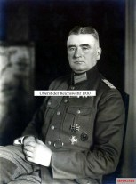 Colonel of the Reichswehr, 1930.