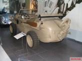 Type 166 Schwimmwagen rear view.
