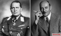 Brothers Hermann and Albert Göring.
