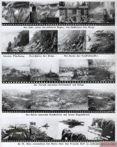 Photo film of the end of the fresh lagoon.