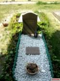 Tomb, Invalidenfriedhof Berlin.