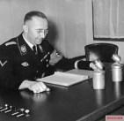 Himmler, 1939.