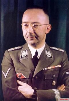 Heinrich Luitpold Himmler.
