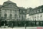 The Reichskanzlerpalais around 1895.