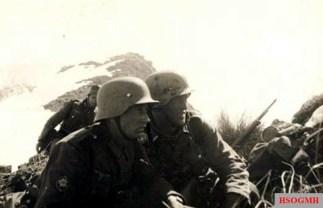 Deutsche Gebirgsjäger at Kalambak, April 6, 1941.