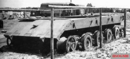 E-100 Chassis.