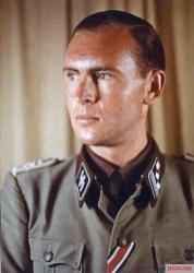 SS Hauptsturmführer Schulze.