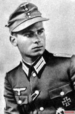Wolfgang Graf von Bullion was the leader of the Stoßtrupps, who defeated Allied forces on the summit of Olympus and raised the Reichskriegsflagge.