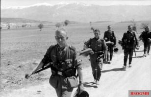 German soldiers in Greece, April 1941.