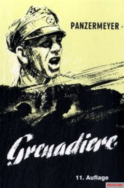 His memoirs, Grenadiere published in 1957.