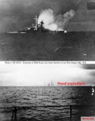 Battle with the HMS Hood.