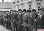 Volksdeutsche from Sudetendeutsches Freikorps in Czechoslovakia 1938.