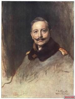 Portrait by Philip de László, 1908.