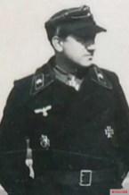 Hauptmann Wilhelm Westermann.