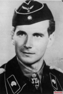 Major der Reserve Fritz-Rudolf Schultz.