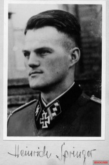 Heinrich Springer.