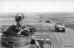 Advance towards Stalingrad at the Don.