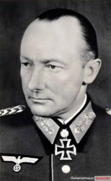Hans Källner as Generalmajor.