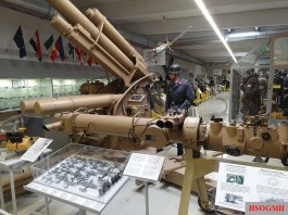8.8-cm-FlaK 36 Anti-Aircraft Gun.