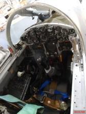 F-104 cockpit.