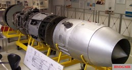 Junkers Jumo 004 jet engine.