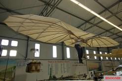 Beginning of Aviation: Lilienthal´s Glider.