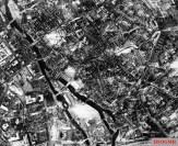 RAF reconnaissance picture for post raid evaluation.