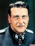 SS-Obersturmbannführer Otto Skorzeny.