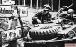 Waffen-SS unit at the Malmedy crossroads.